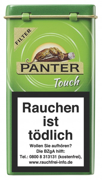 Panter Touch Green Filter 10x5
